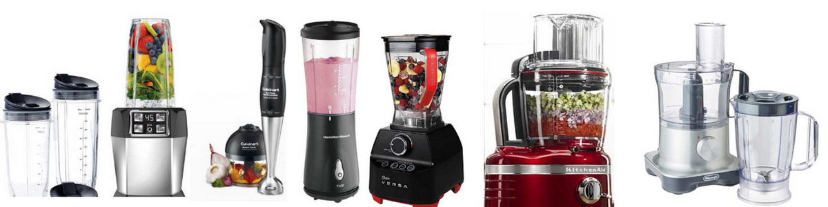 types-of-blenders
